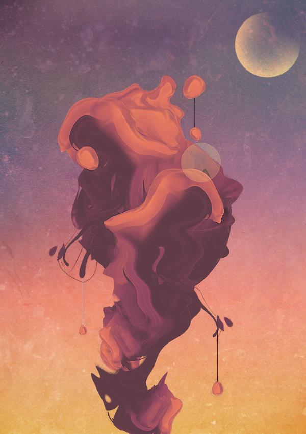 Open your mind by zabuka-art