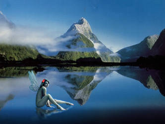 Lady of the Lake by bolivarpozo507