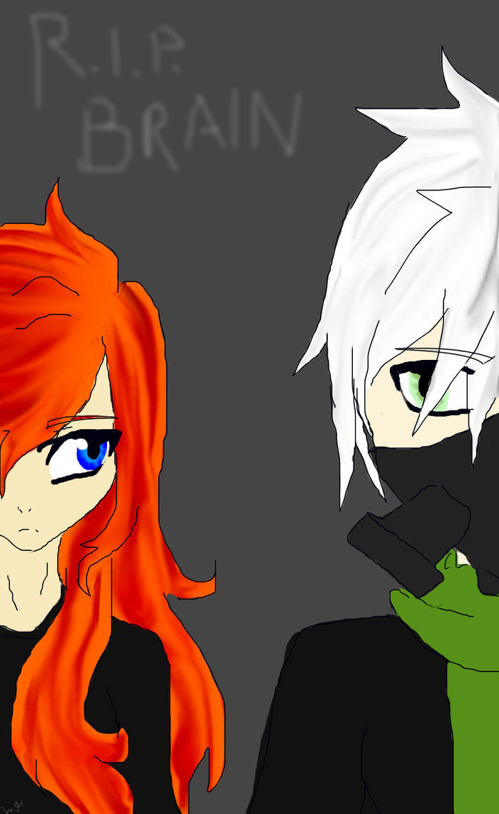Felicity and Toxin by WolfJinx007