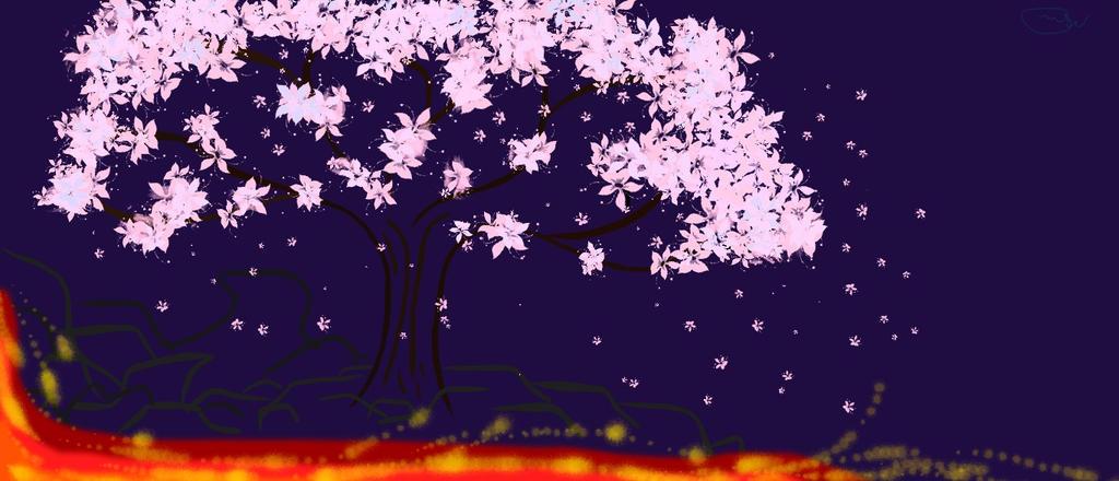 Blossom by WolfJinx007