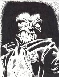 Evil Ernie by BloodyKisses777