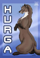 Badge Hurga by TaniDaReal