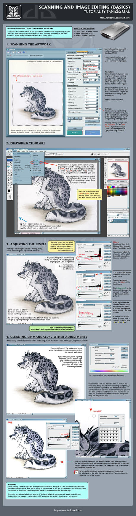 Tutorial - Scanning by TaniDaReal