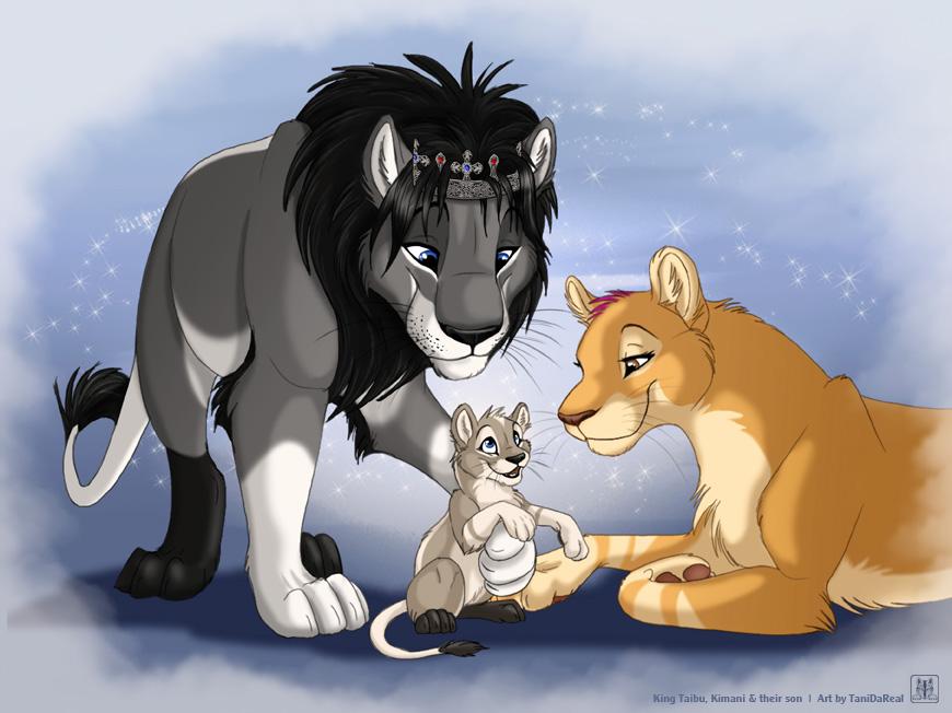 Royal Family by TaniDaReal
