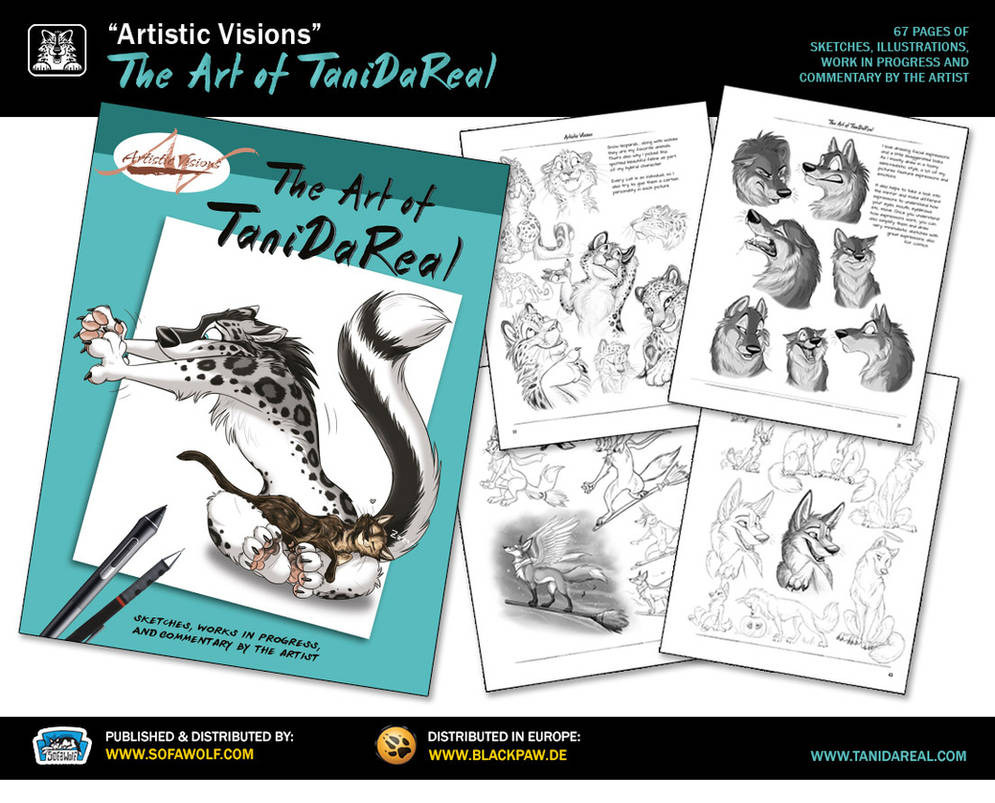 Artistic Visions - The Art of TaniDaReal