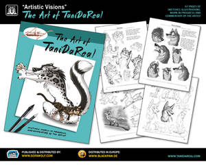 Artistic Visions book