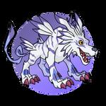 Fanart - White Furry