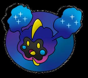 PokeArt RE-DRAW - Shocked Smoke by KunYKA