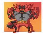 ArtTrade - Flame Champion