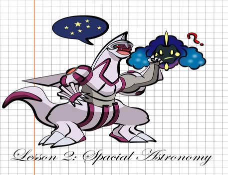 Lesson 2: Spacial Astronomy