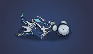 PokeArt - Too much of Time