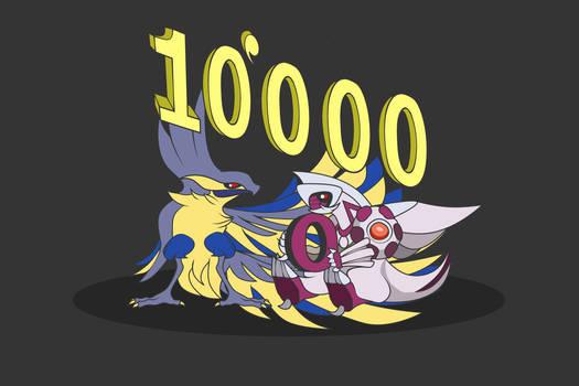 PokeArt - It is Ten Thousand!