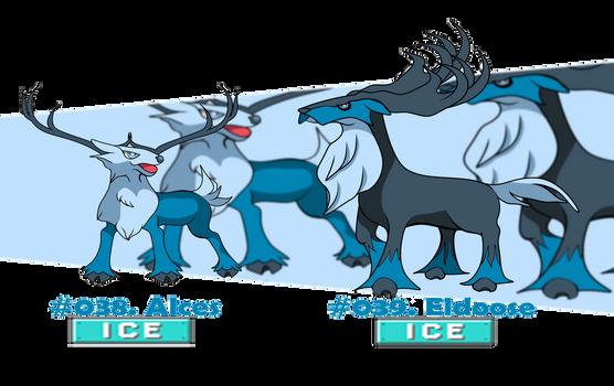 Vyshyvana Dex - Alces and Eldoose