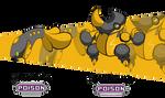 Vyshyvana Dex - Nufin and Rhinoble by KunYKA
