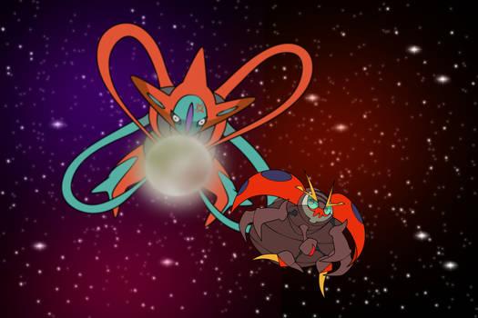 PokeArt - Angry Virus