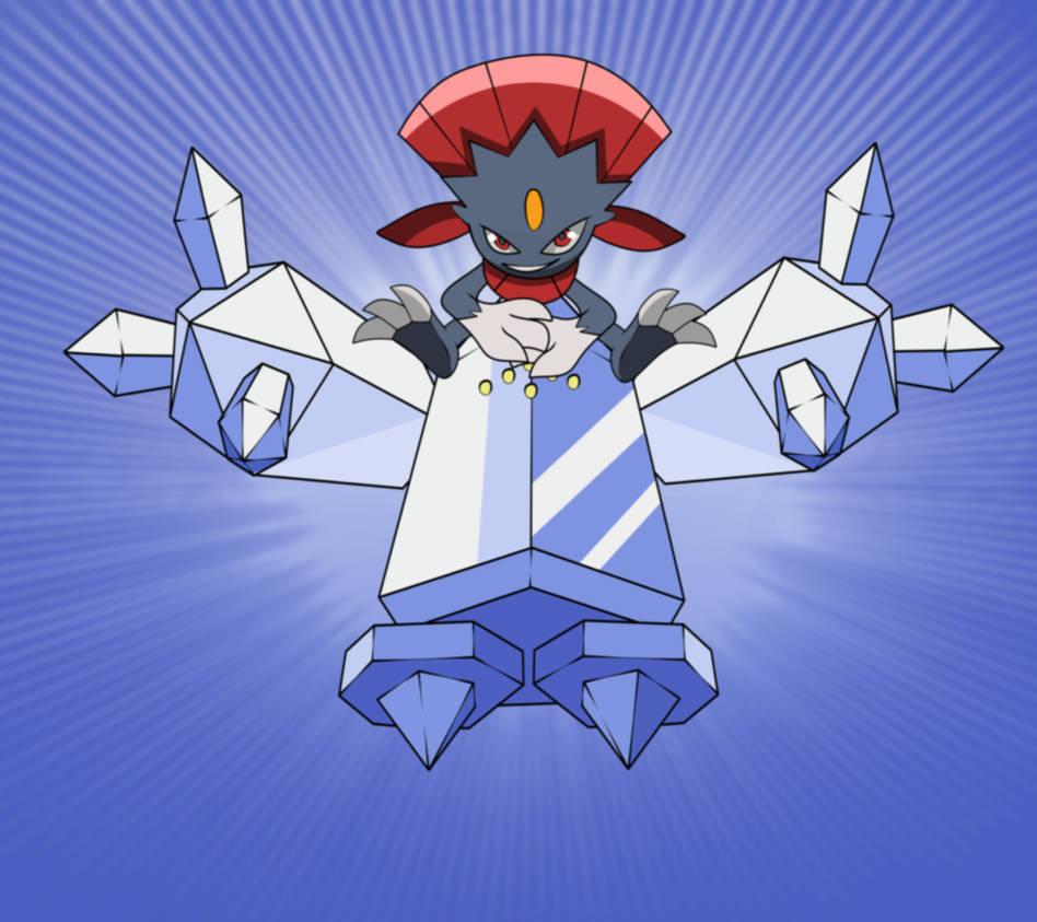 PokeArt - Ice Rocket