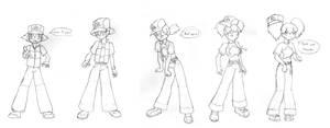 Ash to Duplica by Pensuke-kun