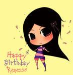Happy Birthday Renesse