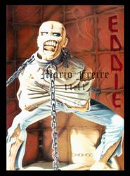 Eddie The Head by mario-freire