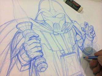 Tributo a Ralph Mcquarrie- Preview