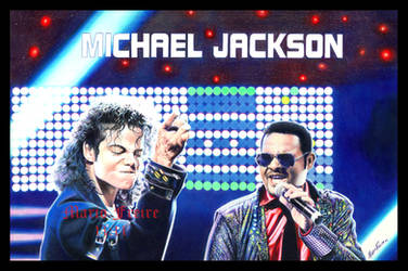 Michael Jackson and Jean Walker