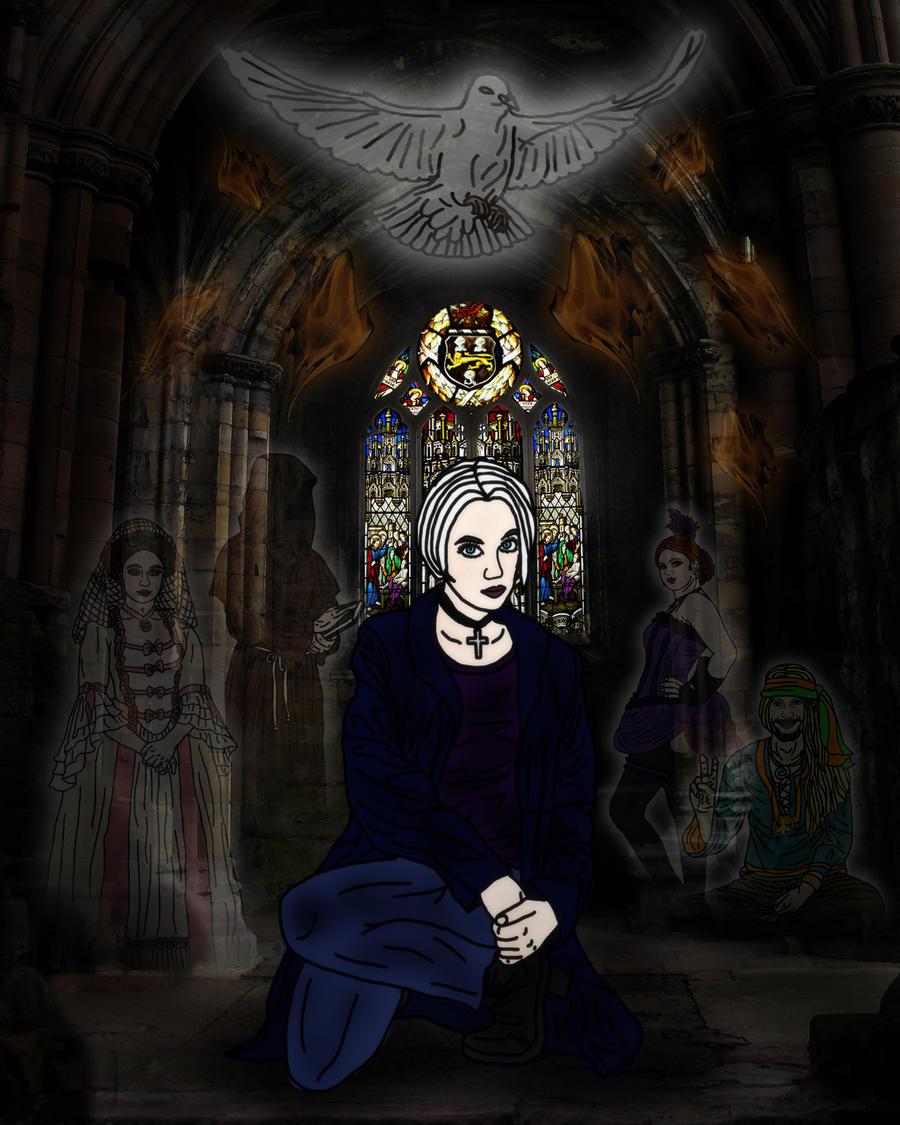 Ghost Hunter: Alaine De Rocher by Illishar