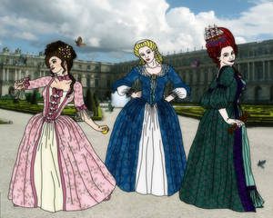 A Visit to Versailles