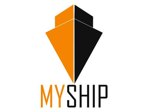 MY SHIP logo for sale
