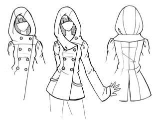 a jacket by livingdoll