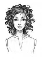 Annie Clark by livingdoll
