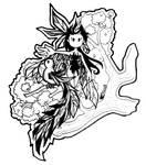Bird Girl by livingdoll