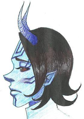 Jotunn prince Loki