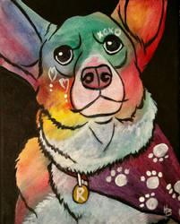 Remi - Pup!Art