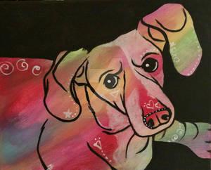 Domino - Pup!Art