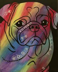 Gus - Pup!Art