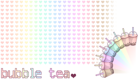 Bubble Tea PSP by reesu-la