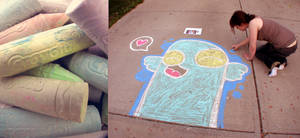 Happy Chalking