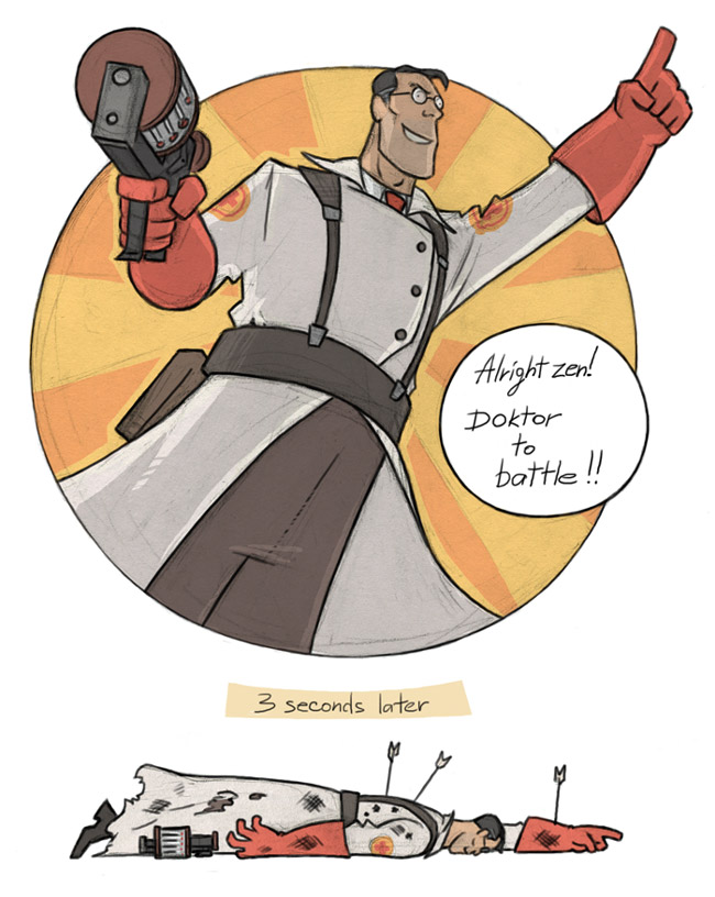 doktor to battle by protvscar