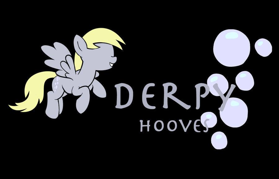 Derpy Hooves Background by Shadaily