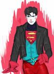[90s Superboy]