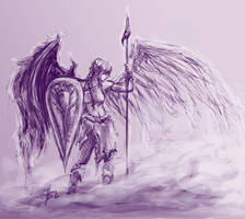 Valkyrie by theDeathspell