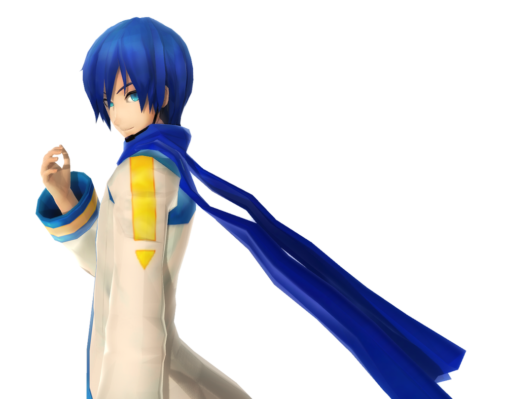 Kaito by JuliaDS