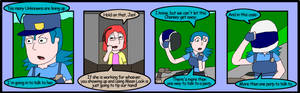 Rachael in Gameland: Pokemon Chapter 2 Page 32