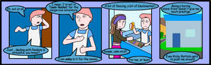 Rachael in Gameland: Pokemon Chapter 3 Page 42