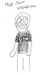 January Sketch Work #1 by mattwandcow