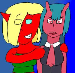 TGFC: Rachael and Jaslyn