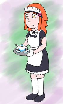 Tea Maid B3th4ny
