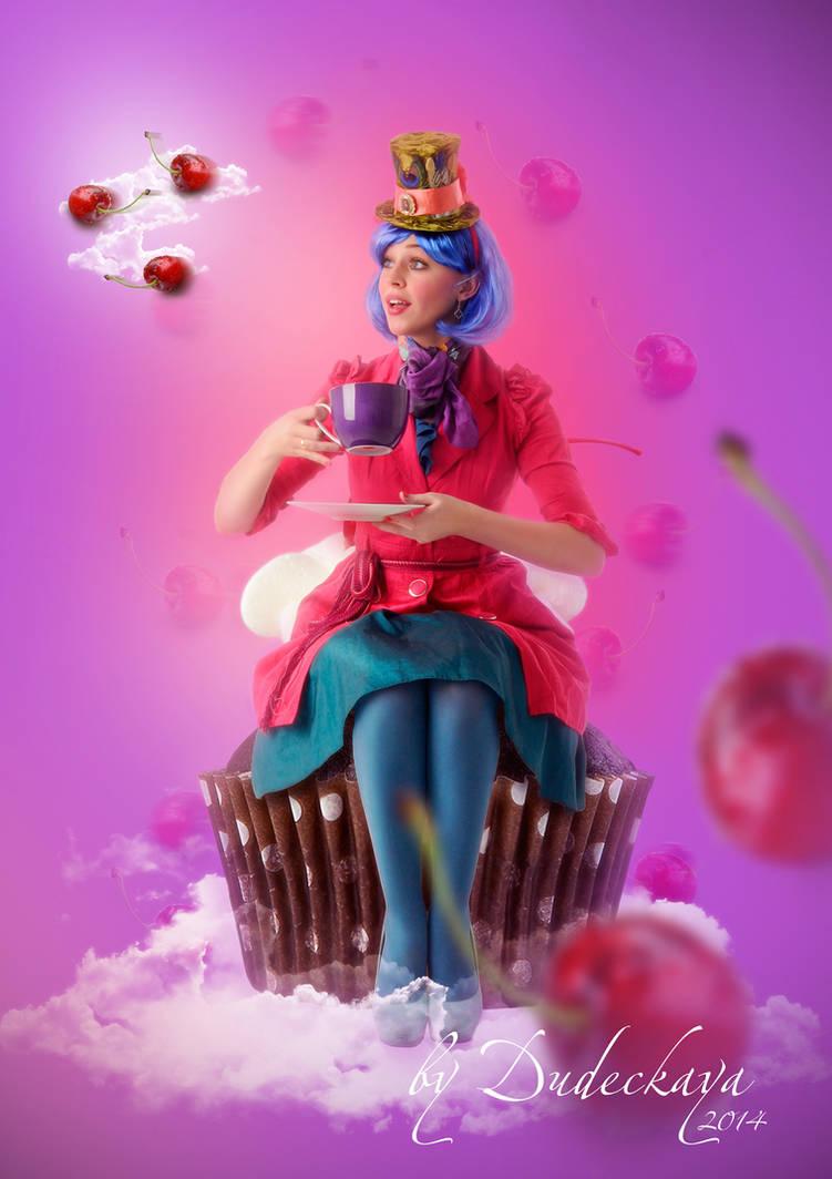 Cherry mood by dudeckaya