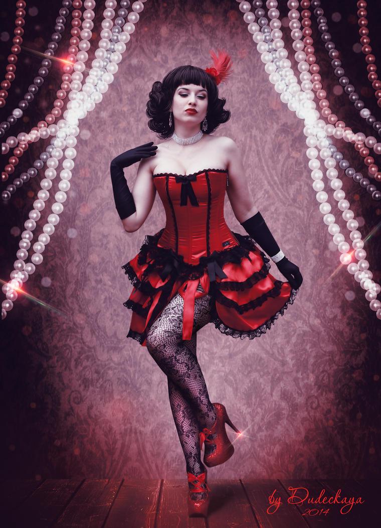 burlesque by dudeckaya