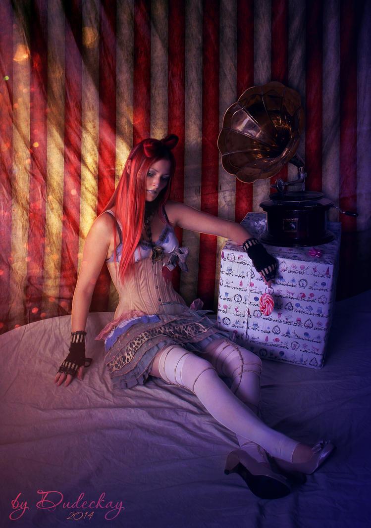 Circus by dudeckaya